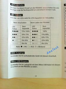 recensione EasyAcc Ultra Compact 5000