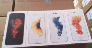 confezione iPhone 6S