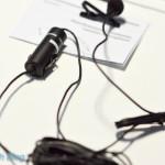 microfono indossabile per iPhone Smartphone e reflex