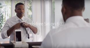 Nuova pubblicità Apple con Jamie Foxx e Steph Curry