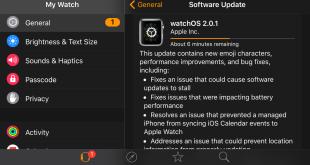 migliorare durata batteria apple watch