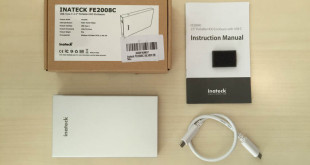 Box HDD SSD Inateck USB Type C 3.0