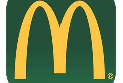 McDonald's app LOGO