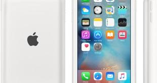 nuova smart battery case per iPhone 6S