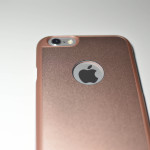 recensione cover case rose gold aiino steel