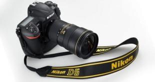 nuova nikon d5