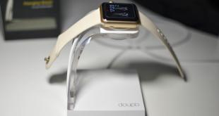 recensione doupi stand per apple watch