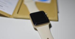 recensione pellicola vetro Doupi per Apple Watch