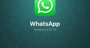 whatsapp occupa troppo spazio