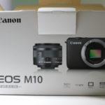 canon eos m10 foto