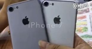 iPhone 7 definitivo mostrato in un video
