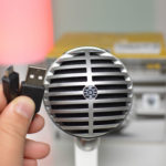 miglior micrfono a condensatore shure mv5