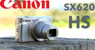 Canon SX620 HS youtube