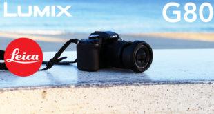 Panasonic LUMIX G80M