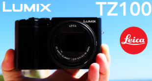 LUMIX TZ100 youtube