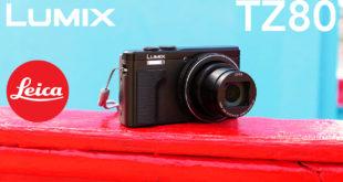 LUMIX TZ80 foto