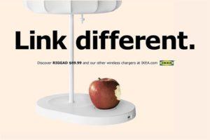 IKEA e la campagna pubblicitaria in stile Apple