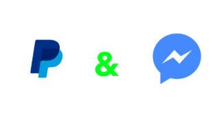 pagamenti Paypal tramite Facebook messenger