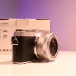 lumix gx800 è la mirrorless più compatta
