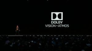 Apple TV Dolby Atmos
