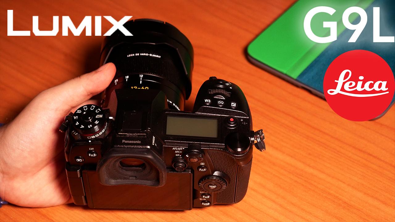 RECENSIONE] Lumix G9L: Super Mirrorless per professionisti – AmaTech