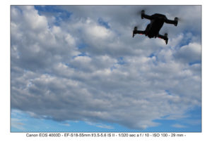 test Canon EOS 4000D