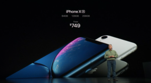 iPhone xr prezzo