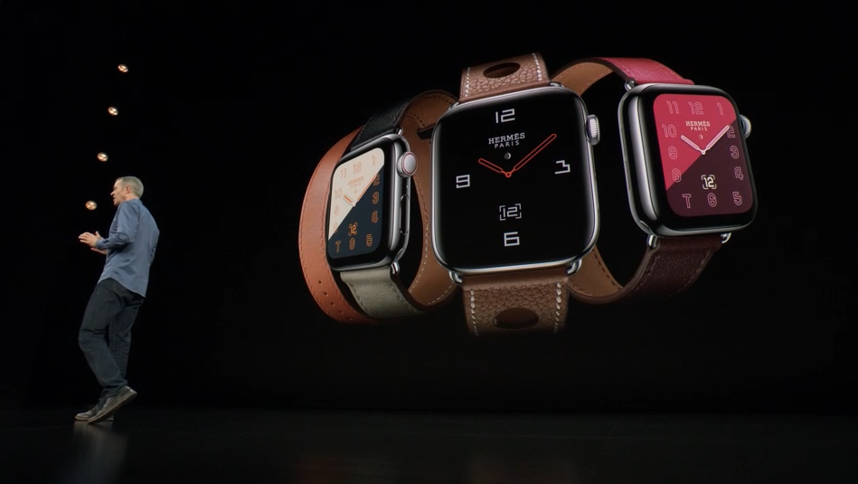 nuovi apple watch