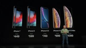 prezzi iPhone