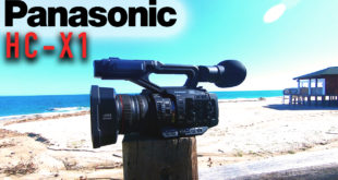 panasonic HC-X1 youtube