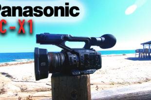 panasonic HC-X1 youtube