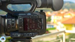 recensione Panasonic HC-X1