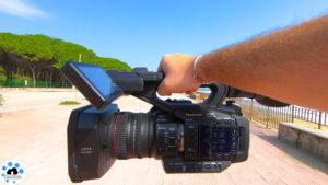 videocamera 4k prosumer