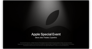 Evento Apple 25 Marzo