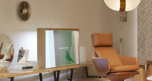 il primo TV OLED trasparente