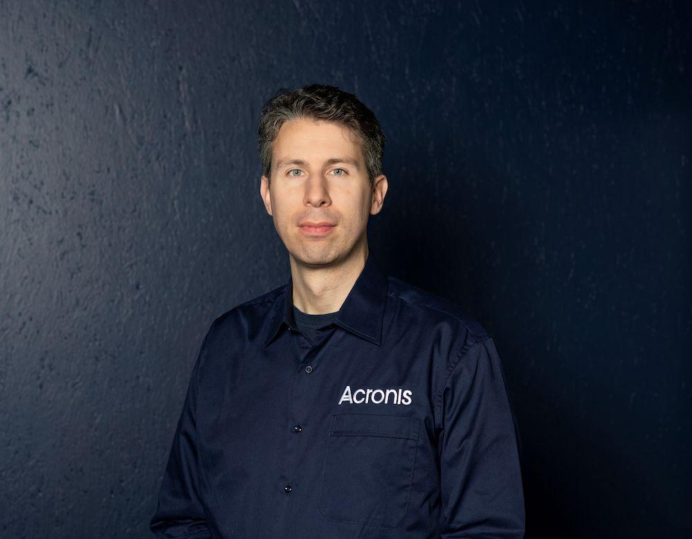 Jan-Jaap Jager-Senior Vice President Acronis